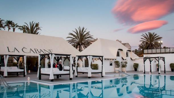 restaurante la cabane en marbella men opiniones precios y reserva. Black Bedroom Furniture Sets. Home Design Ideas
