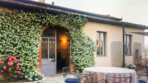 Villa San Lucchese Entrata