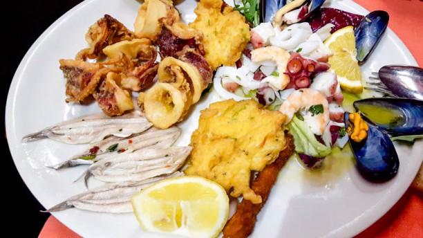 Trattoria Castel Nuovo Suggerimento dello chef