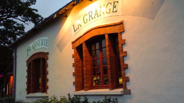 La Grange Façade du restaurant