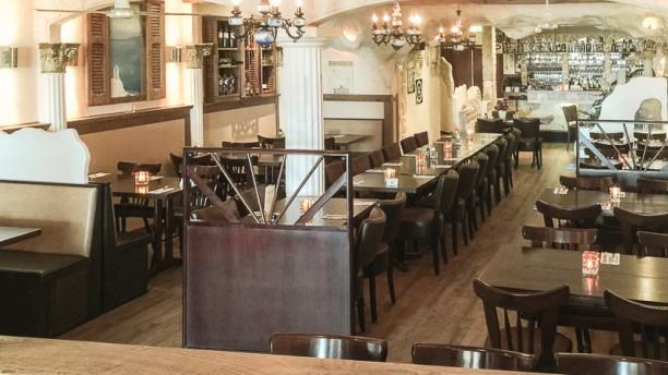 Kreta restaurantzaal
