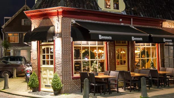 Eetcafe Bommels Ingang
