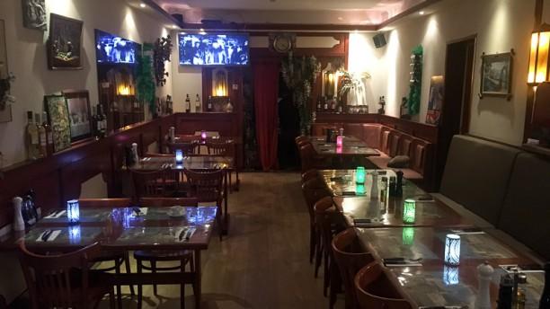 Casa Pino Het restaurant