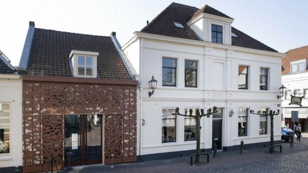 Bar Brasserie Joris Ingang