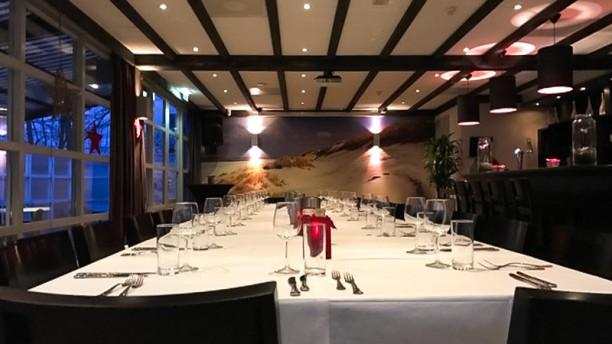 Restaurant Wei Aparte zaal voor partijen