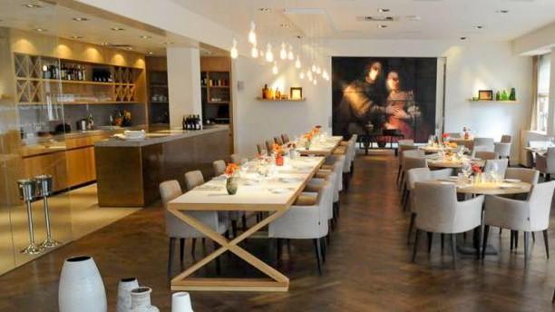Restaurant Rembrandt Het restaurant
