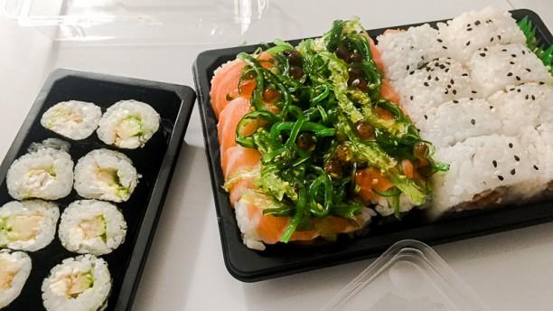 Kiyota Sushi Variado de sushi