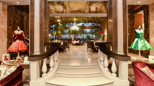 Giardino d'Inverno - Hotel Papadopoli Venezia L'ingresso del ristorante
