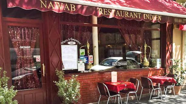 Le Nawab entrée