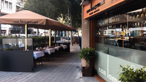 Pulpería Can Lampazas - Buenos Aires Terraza