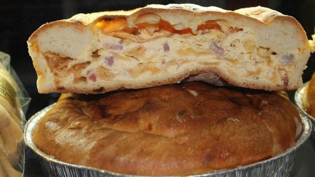 Pizza Più Casatiello
