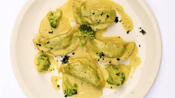 Restaurante Sant Gervasi Sugerencia del chef