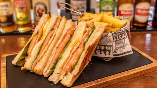 Le Grand Cafe Sugerencia del chef