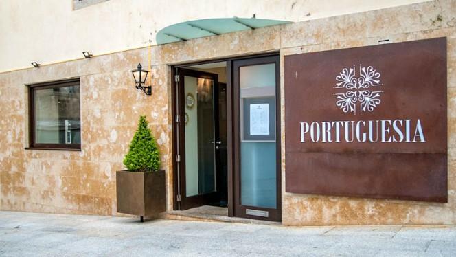 Portuguesia ristorante portoghese a Vila do Conde in Portogallo