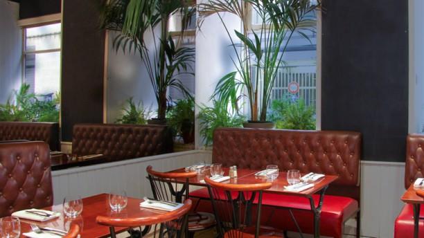Brasserie Le Tourny vue de la salle