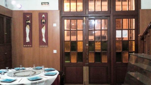 Bai Wei Xuan La entrada