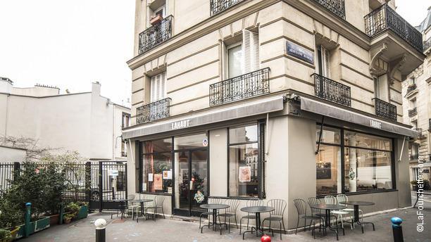 Bistrot Là-Haut Montmartre La Haut Bistro
