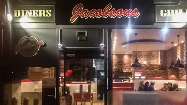 Jacobson's Diners entrée