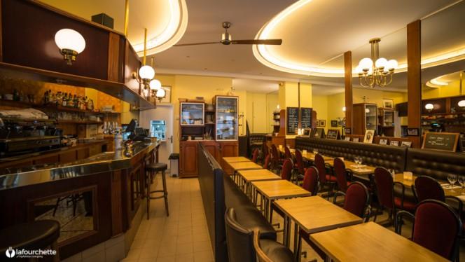 Les Koupoles - Restaurant - Paris