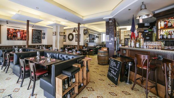 Restaurant L Ogre Paris