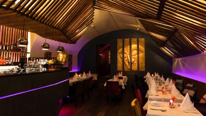 Restaurantzaal - Mahanakorn, Utrecht