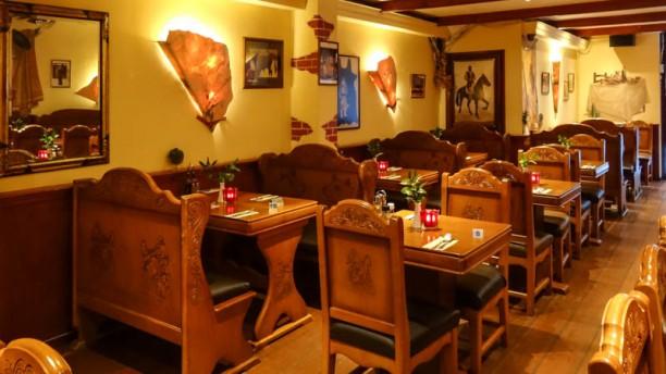 Steakhouse Maya's Restaurantzaal
