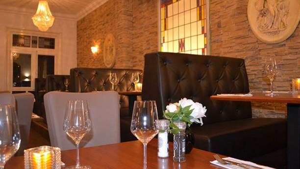 Santorini Het restaurant