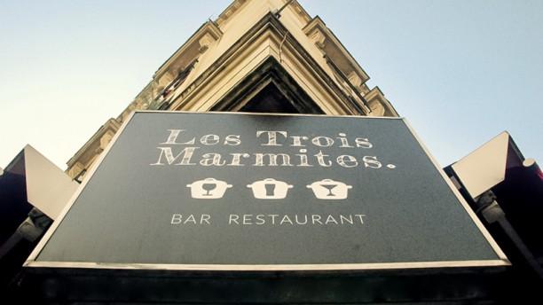 Restaurant Les  Marmites Paris
