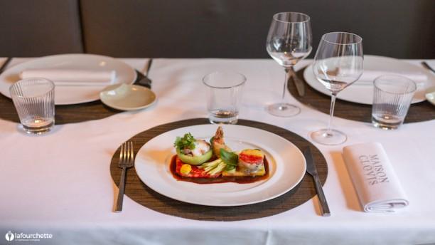 Maison Clovis Lyon Restaurant