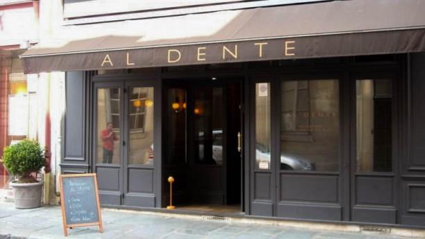 Al Dente devanture