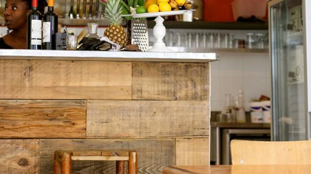 La Brasse by Mami Wata Salle du restaurant