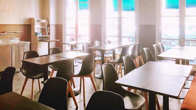 Tête à tête - Restaurant - Paris