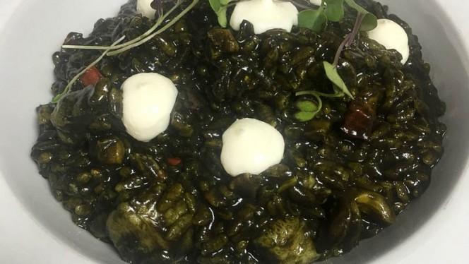 Sugerencia del chef - cafe&bistro Tapas18, Benidorm