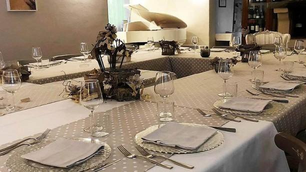 Taverna di Mezzo Alma Vista sala