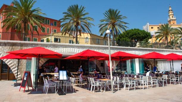 Restaurant La Volta Terrasse