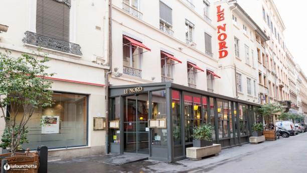 Brasserie Le Nord devanture