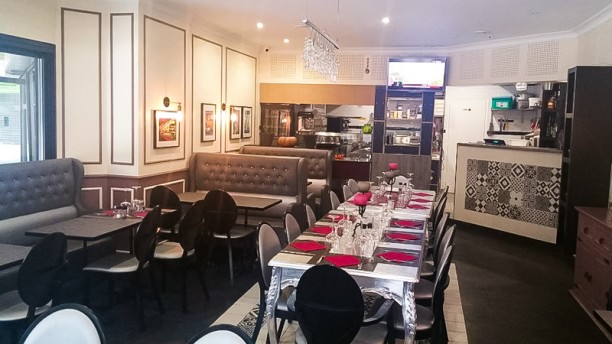 Restaurant l 39 orient express maisons alfort 94700 for Avis maison alfort