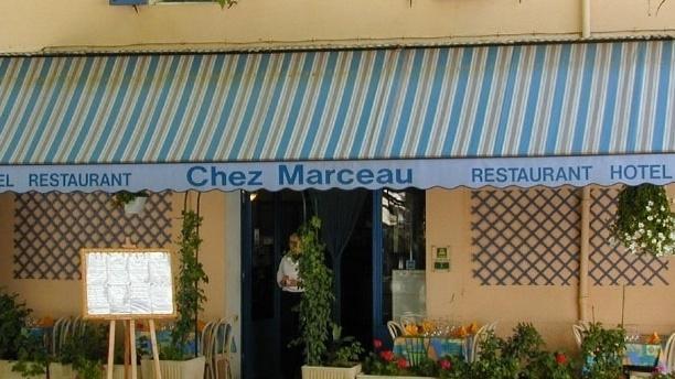 Hôtel Restaurant Chez Marceau Devanture