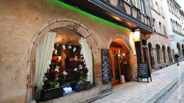 Petit Ours Restaurant sur la Petite France
