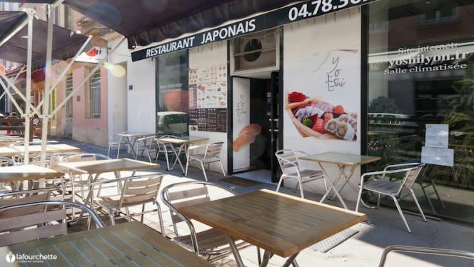 Yoshi - Restaurant - Lyon