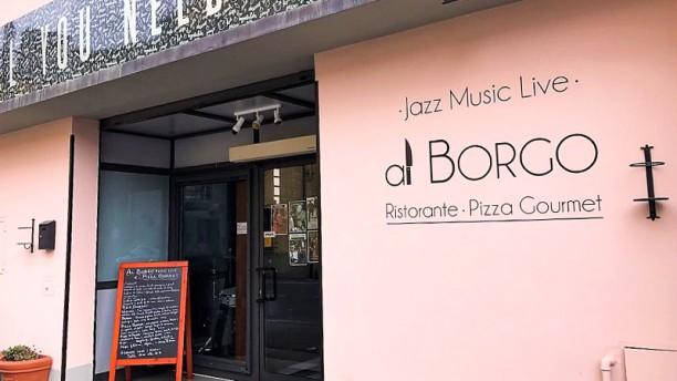 Al Borgo Entrata