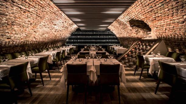 Cantina di David Interieur restaurant
