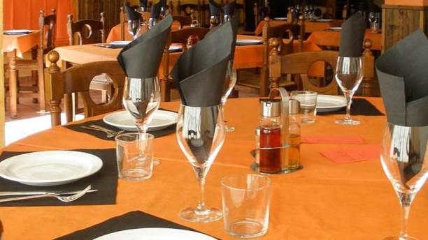 Viñas Viejas Detalle mesa
