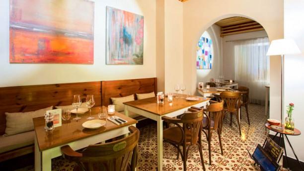 Restaurante romantico Bistrot de Llevant
