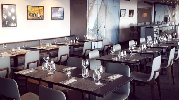 Le Skipper Restaurant Saint Nazaire