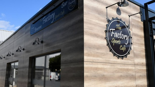 The Factory Sports Café Entrée