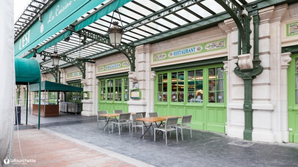 Brasserie L'Est devanture