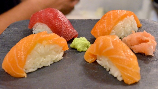 Q sushi in el puerto de sta mar a restaurant reviews menu and prices thefork - Sushi puerto santa maria ...