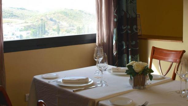 La Espadaña Vista Restaurante La Espadaña