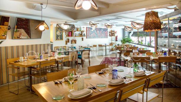 Restaurante Kulto En Madrid Parque Del Retiro Opiniones